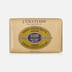 美国直邮L'OCCITANE欧舒丹乳木果马鞭草护肤皂250g