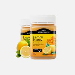 包邮包税澳大利亚直邮Streamland 新溪岛天然柠檬蜂蜜 500g*2(孕妇及哺乳期妇女慎用)