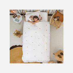 荷兰直邮 【免税包邮】Snurk毛绒玩具全棉单人被罩枕套 150*200cm