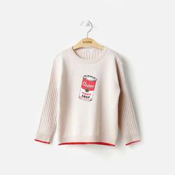 韩国直邮【包邮包税】ELEPHANT IN THE CONE童装男童女童针织衫毛衣上衣