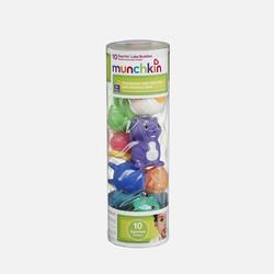 美国直邮Munchkin麦肯齐小动物洗澡戏水玩具 10件套