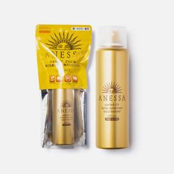 美国直邮Shiseido资生堂Anessa安耐晒金钻防晒喷雾60g瓶装SPF 50+包邮包税