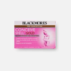 【买一增一】Blackmores 女性备孕营养28粒+28粒 包邮包税新西兰直邮