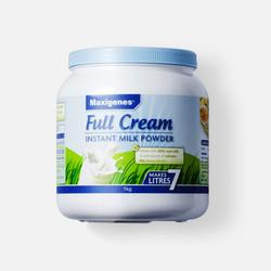 【包邮包税】澳大利亚•MAXIGENES美可卓全脂高钙奶粉1KG