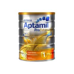 Aptamil爱他美白金版 婴儿牛奶粉1段 900g*6罐 澳洲直邮【包邮包税】