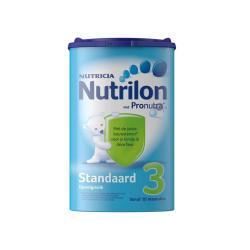 【荷兰直邮&免税包邮】荷兰牛栏奶粉3段  800g三桶装