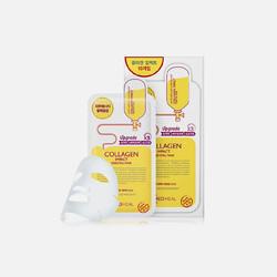 【包邮包税】韩国MEDIHEAL可莱丝胶原蛋白弹力面膜 10片
