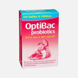 Optibac probiotics 婴幼儿益生菌 30袋 (英国直邮 包邮包税)