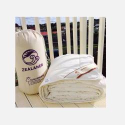 新西兰直邮包邮包税Zealaner姿兰 驼羊毛被子保暖防潮 冬暖夏凉