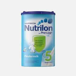 【包邮包税】荷兰Nutrilon牛栏奶粉5段24个月以上宝宝 800g) 有效期到2018-07-18