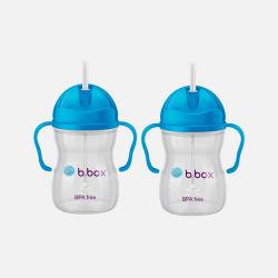 b.box重力饮水杯 宝宝饮水杯 钴蓝色* 2个 包邮包税澳洲直邮