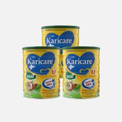 【3罐澳洲直邮包邮包税】可瑞康羊奶粉1段 0-6M 900g*3罐