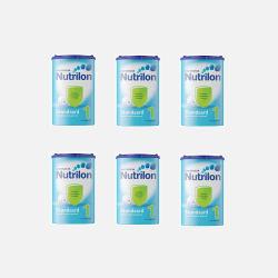 荷兰直邮【包邮包税】荷兰牛栏奶粉六罐装