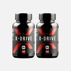 澳洲直邮包邮包税AXS X-Drive男士动力素 60片  2瓶