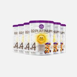 A2白金 婴幼儿奶粉4段900g*6罐 澳洲直邮【包邮包税】