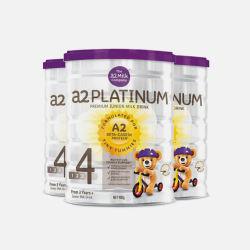 A2白金 婴幼儿奶粉4段900g*3罐 澳洲直邮【包邮包税】