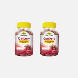 澳洲直邮包邮包税Nature's Way 成人软糖系列 女性蔓越莓软糖50粒 2瓶