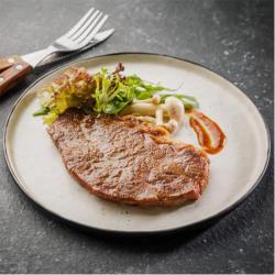 塔斯曼Tasman Kitchen 新西兰草饲肉牛西冷牛排 2公斤 【新西兰冷链运输国内现货仓顺丰包邮】