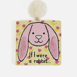 儿童早教童话故事书 婴幼儿图画书 可擦拭 《如果我是一只兔子》新西兰直邮【包邮包税】