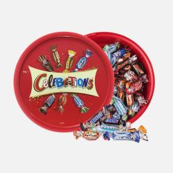 新西兰直邮【包邮包税】Mars玛氏 圣诞礼盒装 692g 什锦巧克力糖果 零食 混合口味