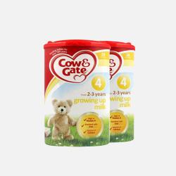 Cow Gate/牛栏 奶粉4段 2-3岁 800g(英国直邮/包邮包税)