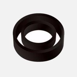 【包邮包税】Weight Control Ring 美腿瘦身手指脚趾电位环 燃脂控重 2色选 黑色 香港直邮