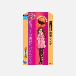 【包邮包税】   TRAIN 粉盒女の欲望 发热显瘦打底连裤袜 200D高腰 M-LL号 香港直邮