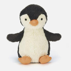 Jellycat 邦尼 小企鹅 (中号/23cm)安抚玩偶 柔软绒毛 新西兰直邮包邮包税
