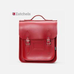 英国直邮【包邮包税】Zatchels 城市系列 时尚背包 多色可选